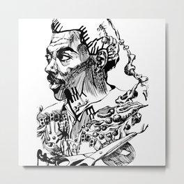 Eddie Murphy Project Metal Print