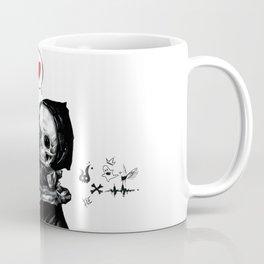 My dark and evil BFF Coffee Mug