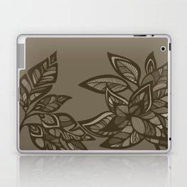 Let Love Grow - Cocoa Laptop & iPad Skin
