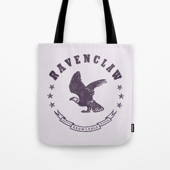 Ravenclaw House Tote Bag