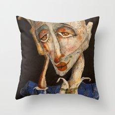 cirque 2 Throw Pillow