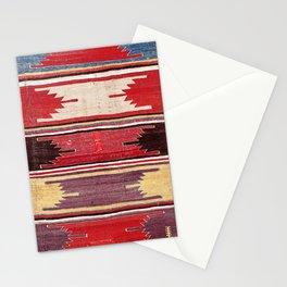 Nevsehir Cappadocian Central Anatolian Kilim Print Stationery Cards