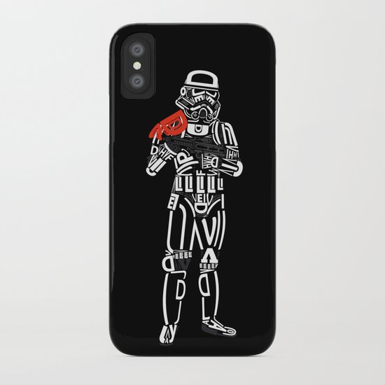 sanstrooper iPhone Case