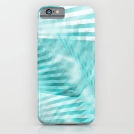 Fabric of Time iPhone Case