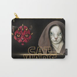 Cat wars 4 Two Carry-All Pouch