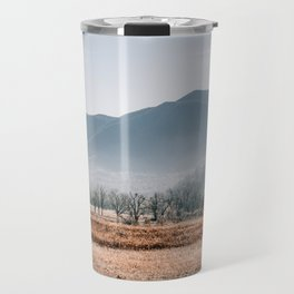 Peace in the Valley of Cades Cove Travel Mug