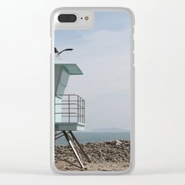 Gully Clear iPhone Case