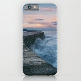 Sunset Over the Cobb II iPhone Case
