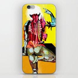 Anatomy [Casseri] iPhone Skin