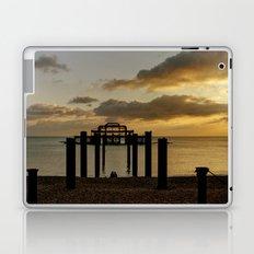 Brighton West Pier Laptop & iPad Skin