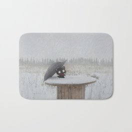 Winter Adventures Bath Mat