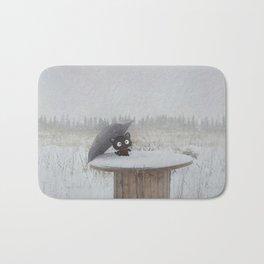Winter Adventures Bath Mat