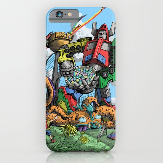 Breakfast Time! iPhone & iPod Case