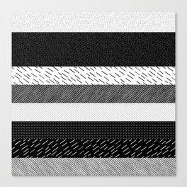 Pattern Mix Canvas Print