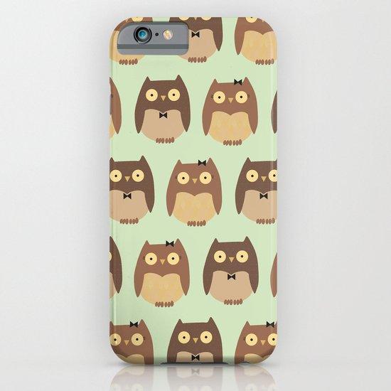 Owls iPhone & iPod Case