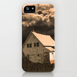 Home Is Where The Haunt Is-Individual 2 iPhone Case