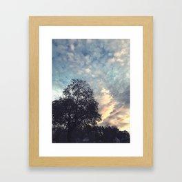 Emptiness Dancing #2 Framed Art Print
