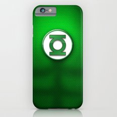 Green Lantern Suit Slim Case iPhone 6s