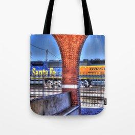 Santa Fe, BNSF Tote Bag
