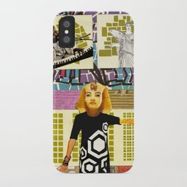 Muses of the Subconscious iPhone Case