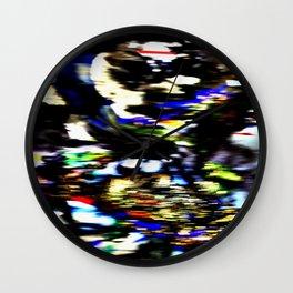 ALTERED PIXL STATES IX Wall Clock