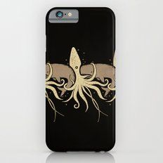 THE WHALE AND THE SQUID Slim Case iPhone 6s