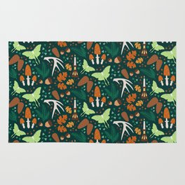 Nordic Forest Rug