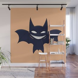 Vampire Bat Wall Mural