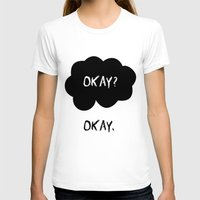 okay T-shirts featuring Okay by alboradas