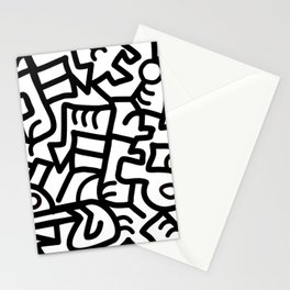 Dazed and Confused in the Morning Stationery Cards