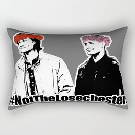 Not The Losechesters Rectangular Pillow
