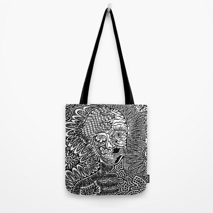 Heath Ledger-esque Tote Bag