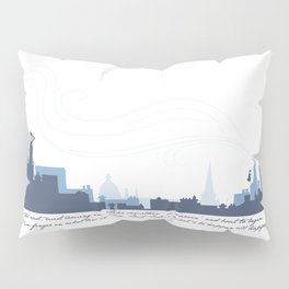 Winds in the East Pillow Sham