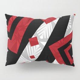 Color Dance Pillow Sham