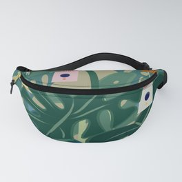 Tiny Houses Fanny Pack