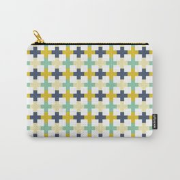 Swiss Cross Squared Carry-All Pouch