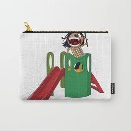 Slide of Shoutyness Carry-All Pouch