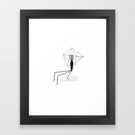 Insect #1 Framed Art Print