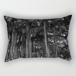 The Banyan Rectangular Pillow