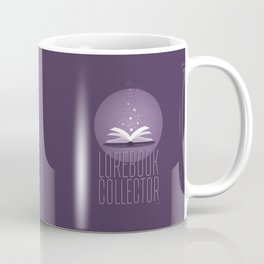 Lorebook Collector Coffee Mug