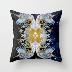 Childhood Dreams Throw Pillow