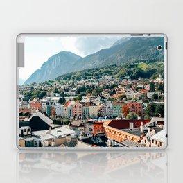 View of Innsbruck Laptop & iPad Skin