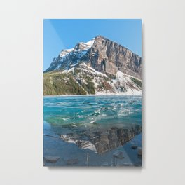 Canada, Banff: Lake Louise Metal Print