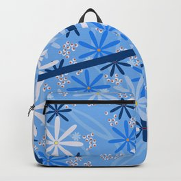 Floral Stijl Backpack