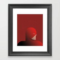 CASSANDRE SPIRIT - DareDevil Framed Art Print