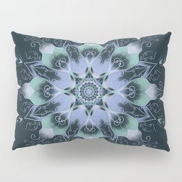 """Dream"" mandala Pillow Sham"