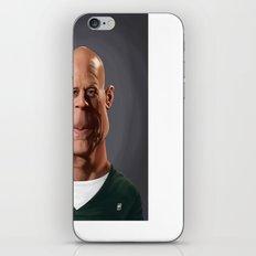 Celebrity Sunday - Bruce Willis iPhone & iPod Skin