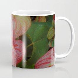 Anthurium (Flamingo Flower) Coffee Mug
