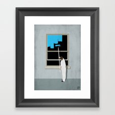 Happiness Framed Art Print