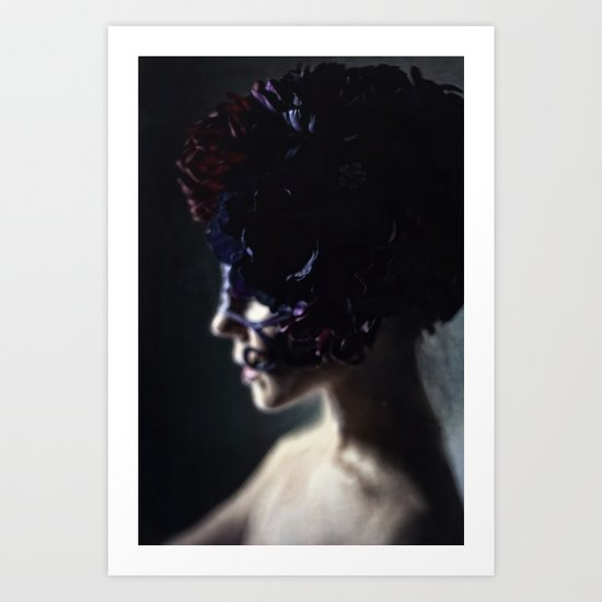 Moonlight Art Print